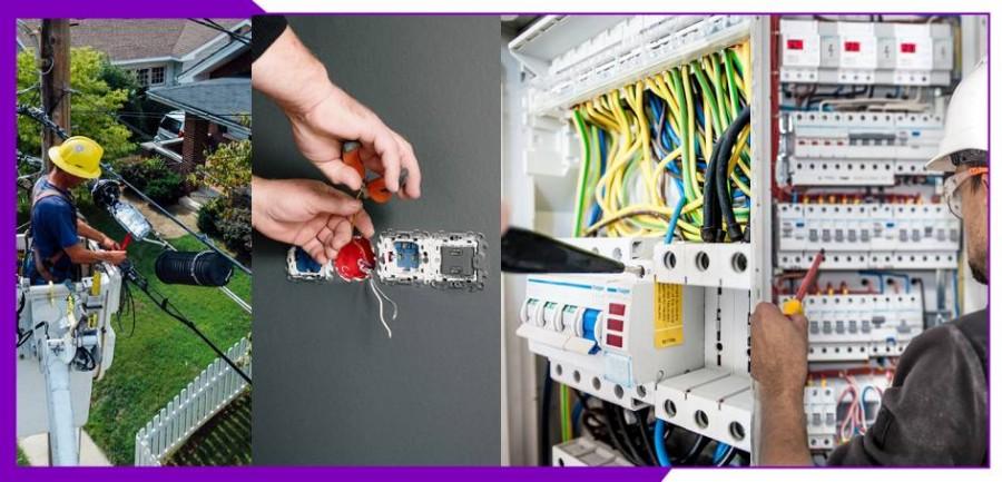Servicio de técnicos electricistas en Ecuador