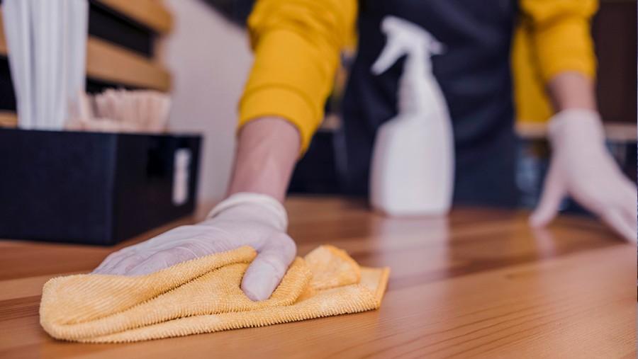 Tipos de limpieza: profesional e industrial